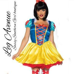 🆕⭐Leg Avenue Fairytale Snow White costume